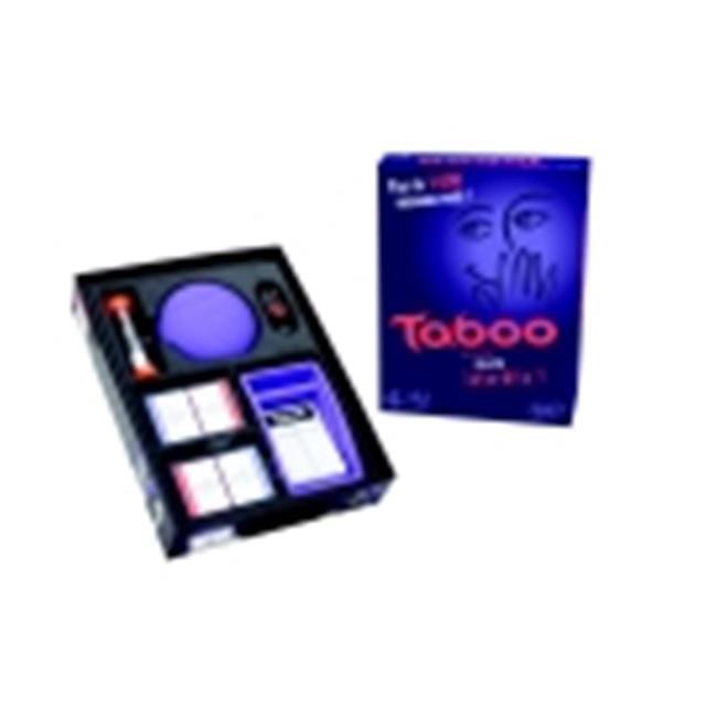 Milton Bradley Taboo Game by Milton Bradley