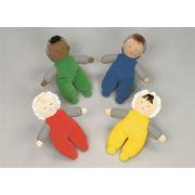 Babies First Dolls - Set of 4