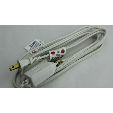 Indoor Extension Cord Master Electrician Extension Cords 765669 White