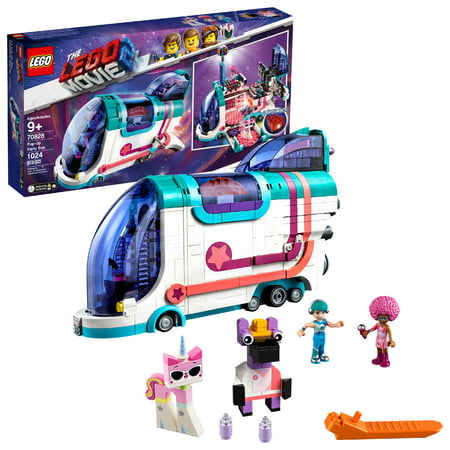 LEGO The LEGO Movie 2 Pop-Up Party Bus 70828 Building Set