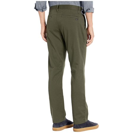 RVCA The Week-End Stretch Pants Forest