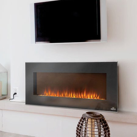 Napoleon 42 in. Electric Fireplace Insert