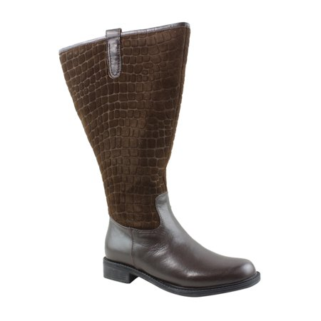 David Tate Womens Best-20 Brown Fashion Boots Size