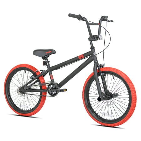 Kent 20u0022 Dread Boys BMX Bike, Black/Red