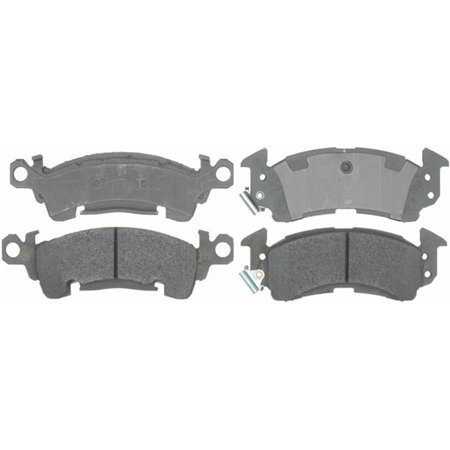 7800 Brake Pads - ACDelco Brake Pad Kit, #14D52M