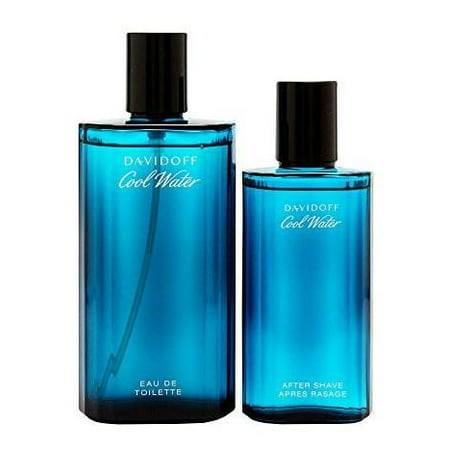 Davidoff Cool Water 2-Piece Perfume Gift Set (Best Price Perfume Gift Sets)