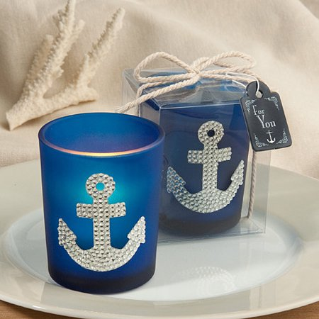 48 Spectacular anchor design candle favors