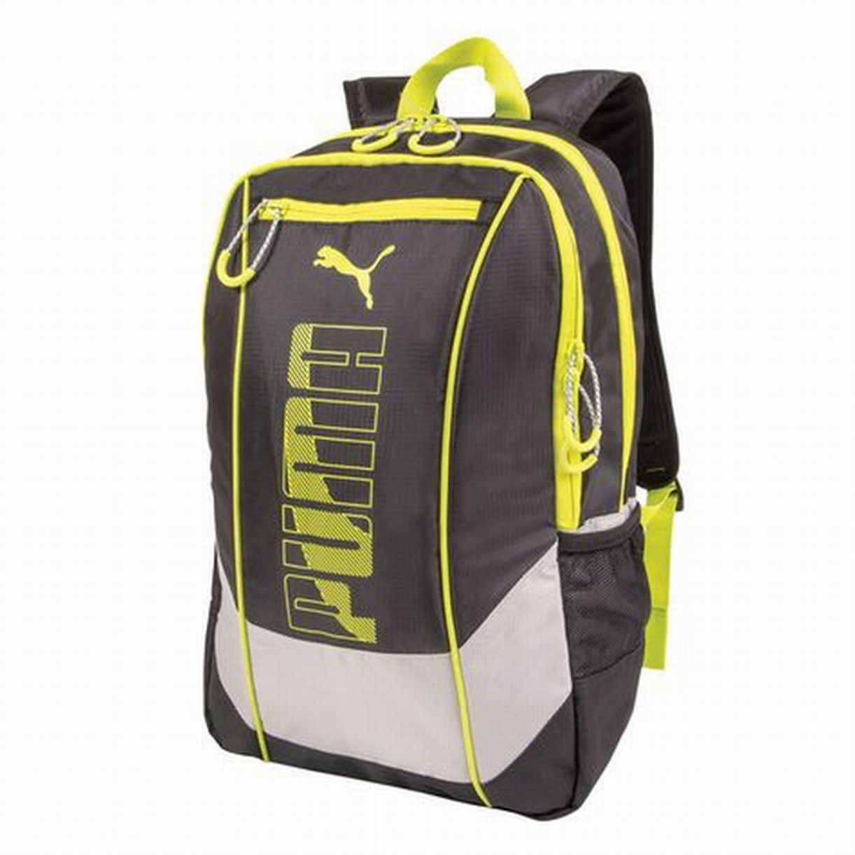 Puma Mens Sweeper 2.0 Backpack with Padded Laptop Sleeve Sport School Travel