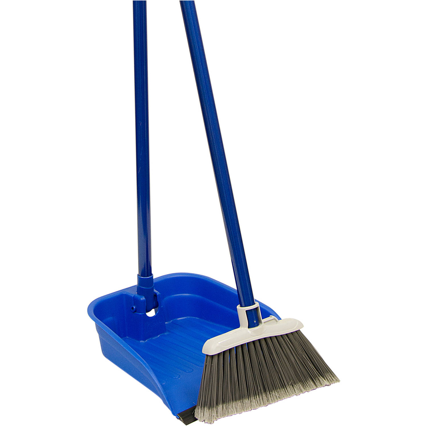 Quickie Stand & Store Lobby Broom & Dustpan by QUICKIE MANUFACTURING CORP