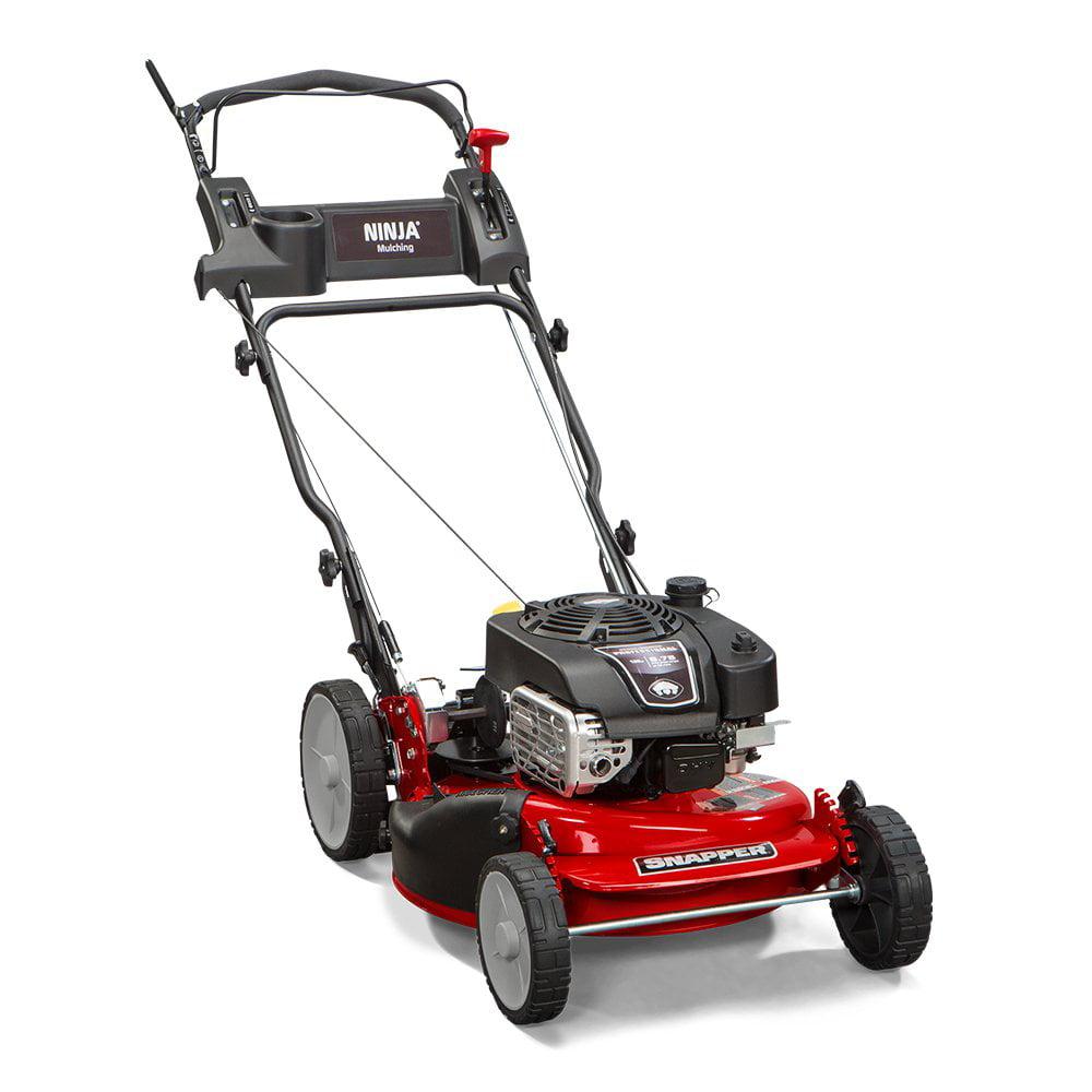 Snapper Ninja Series 21 Inch Self Propelled Walk-Behind Lawn Mower   MOW-7800981