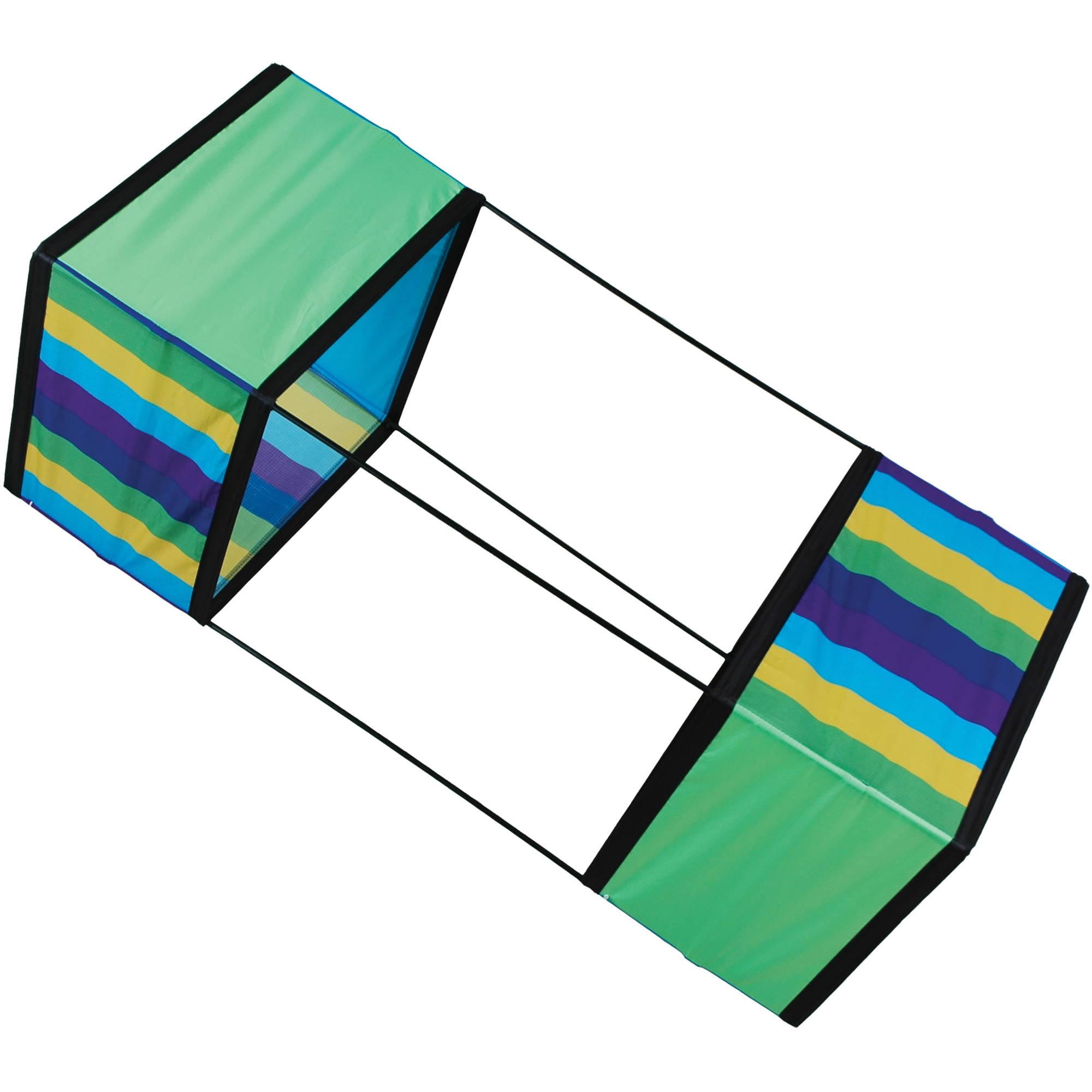 "Premier Designs 36"" Box Kite, Cabana by Premier Kite"