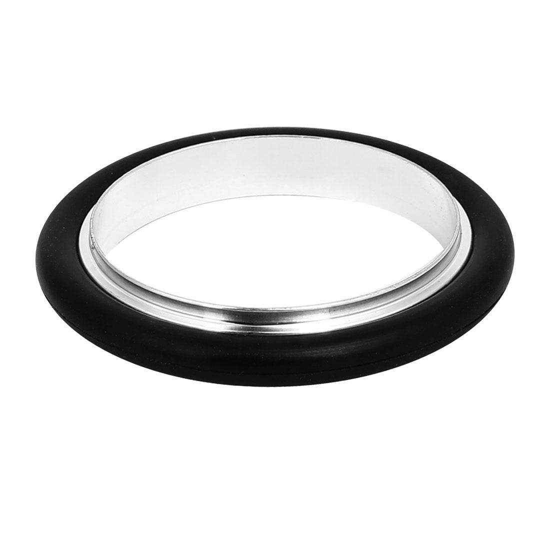 KF40 Aluminium Vacuum Pump Fittings Flange Centric Centering Ring O-Ring