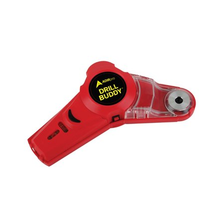 AdirPro 717-01, Cordless Drill Buddy with Laser Level, Bubble vial and Vacuum Dust Collection ()