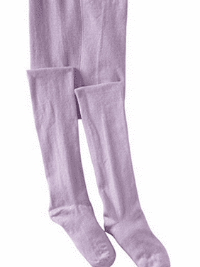 L C Boutique Girls Winter Weight Organic Footed Tights Sizes from 1 to 15 Years