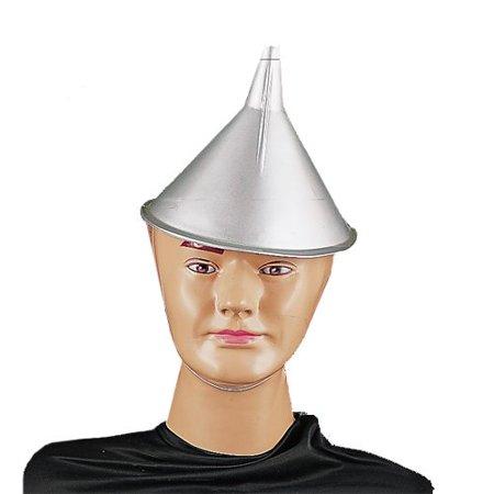 Tin Hat Adult Halloween Accessory