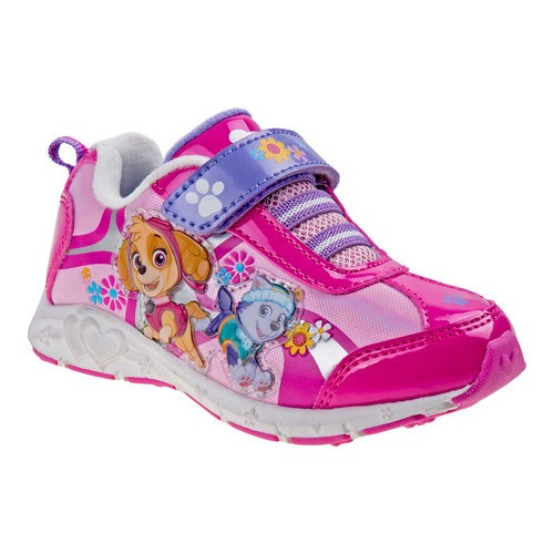 Girls' Josmo O-CH15927C Paw Patrol Sneaker by Nickelodeon