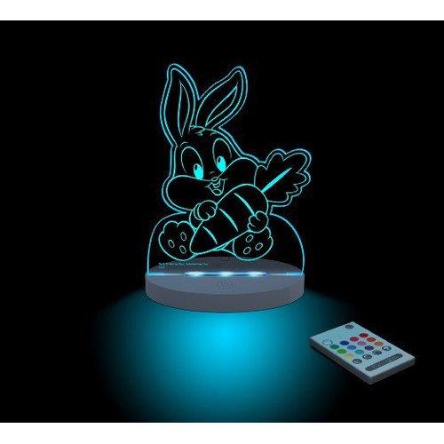 CompassCo Looney Tunes Baby Bugs Bunny Night Light