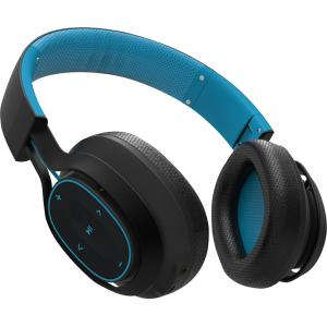 Blueant Pump Zone Wireless HD Audio Headphones (Blue)