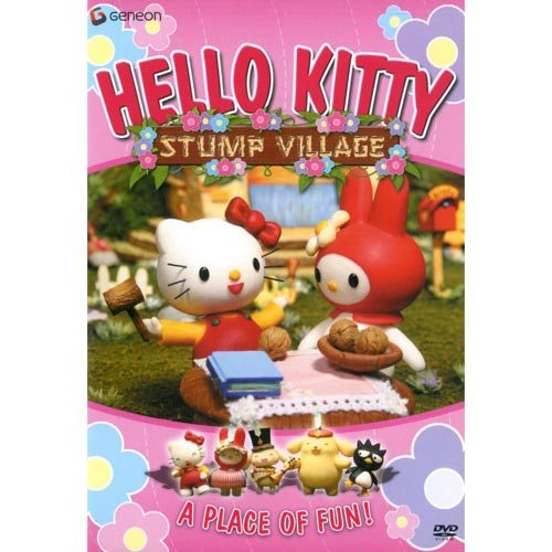 HELLO KITTY 3 PACK