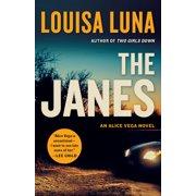 Alice Vega Novel: The Janes (Paperback)