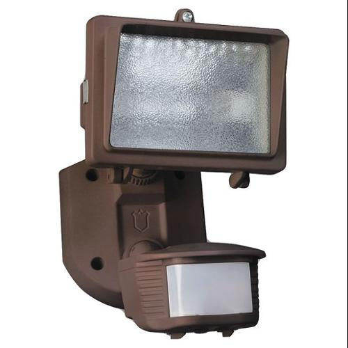 "5"" Motion Security Light, Designers Edge, L6006BR"