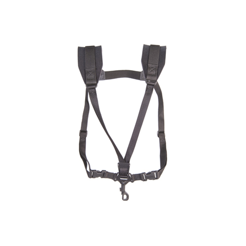 Neotech 2501172 Extra Long Soft Harness with Swivel Hook in Black by Neotech