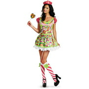 Candyland Deluxe Sassy Adult Halloween Costume