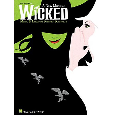 Wicked, A New Musical (Sheet Music)