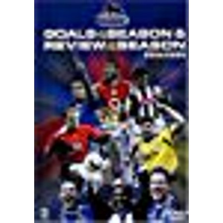04/05 Barclays English Premier League Goals Of The Season & Season Review (Barclays Premier League Glass)