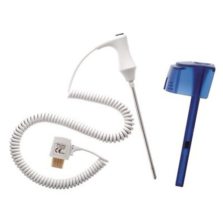 SureTemp Oral Blue Well Probe and Well Kit ''4 Foot Oral Reusable Probe, 1 Count'' ()