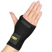 Carpal Tunnel Wrist Brace for Men and Women - Day and Night Therapy
