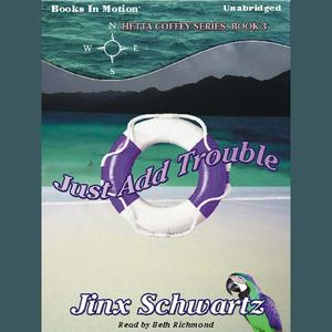 Just Add Trouble - Audiobook