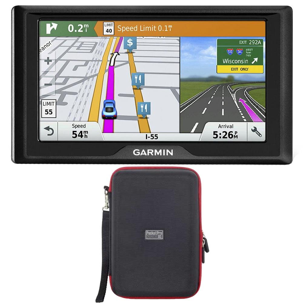 Garmin Drive 60LMT GPS Navigator (US Only) - 010-01533-0B with GPS Bundle