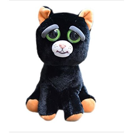 Talking Tom Cat Halloween Games (Feisty Pets Katy Cobweb (Halloween Black)