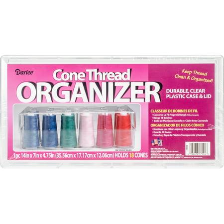 Darice Cone Thread Organizer-14