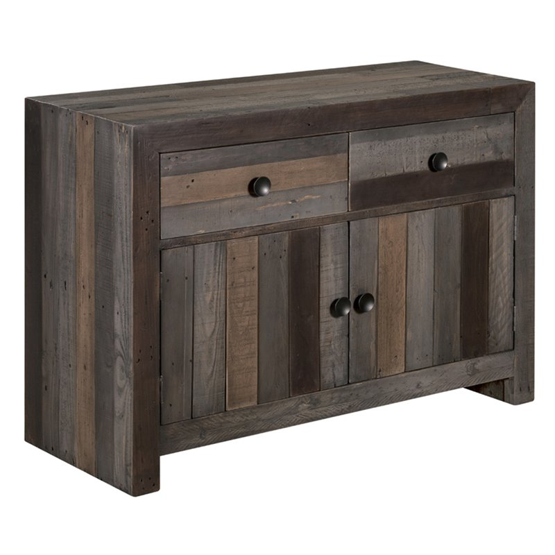 Moe's 2 Drawer Sideboard in Gray