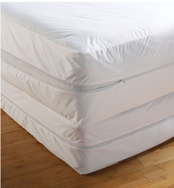 Anti Bed Bug Mattress Protector Box Spring Protector 12 Inch