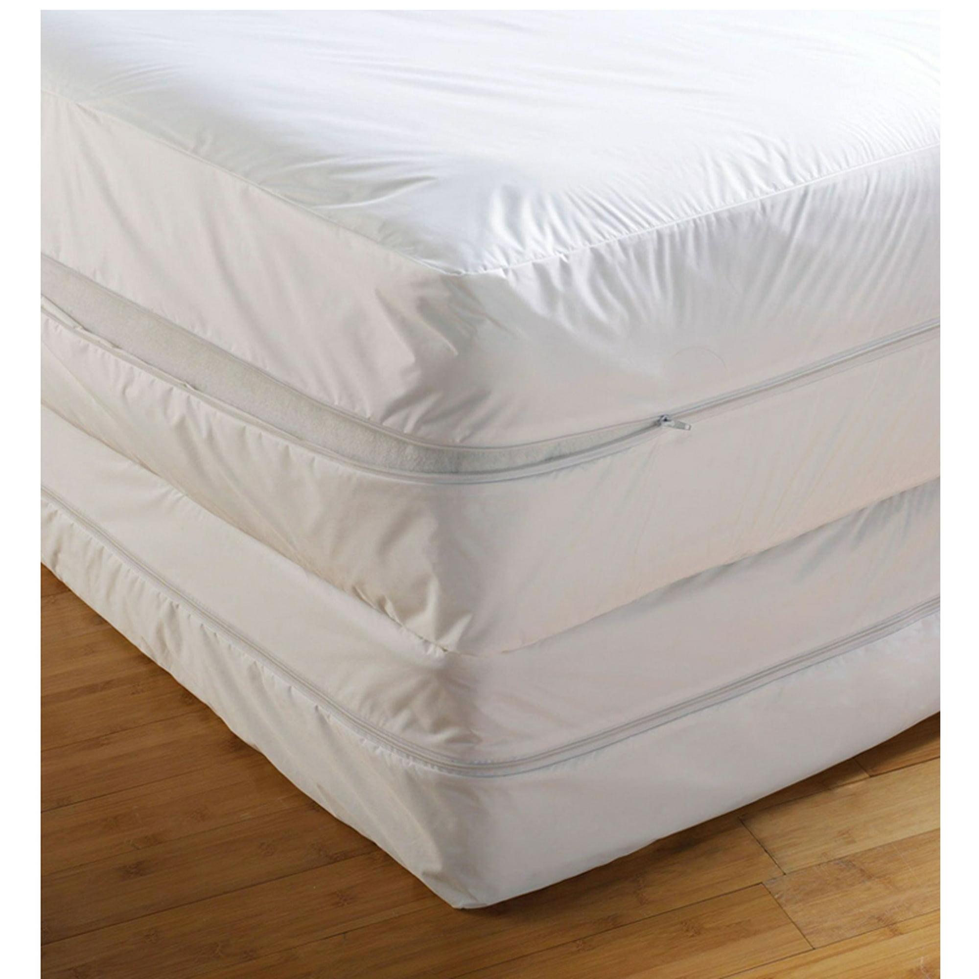 Anti Bed Bug Mattress Protector Box Spring Protector 12 Inch Walmart Canada