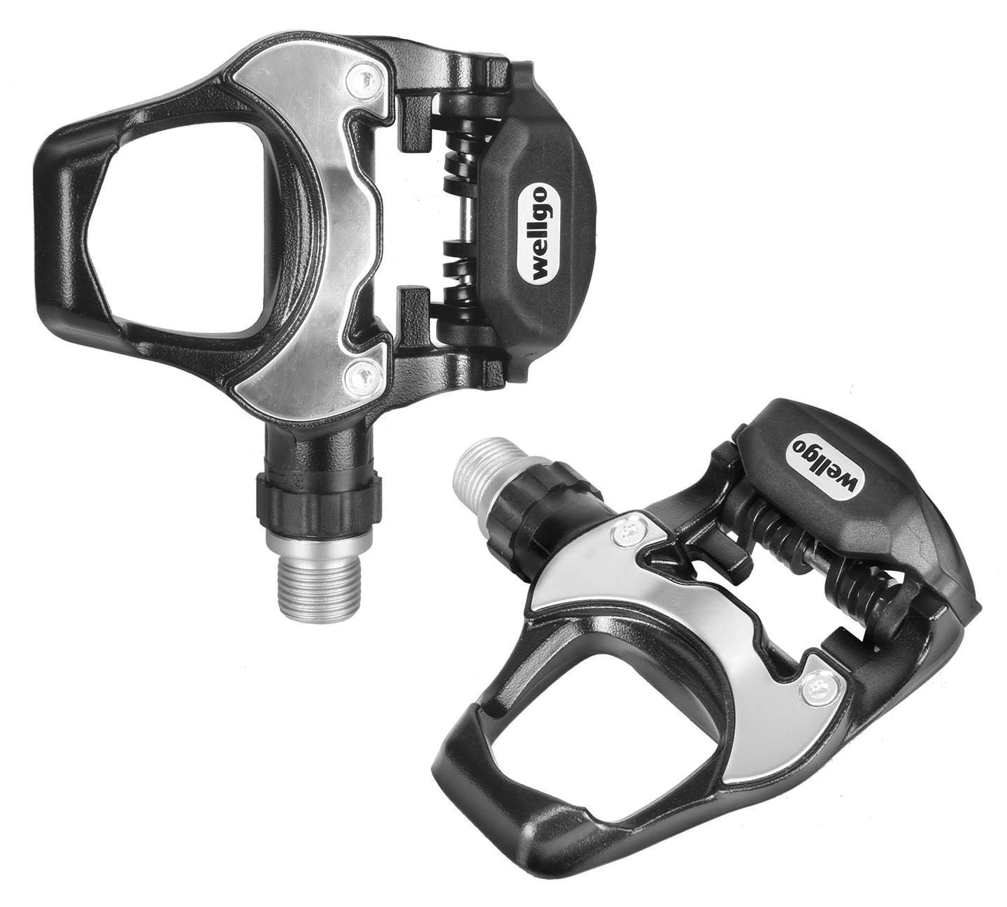 Wellgo R251 Look Keo Compatible Road Bike Pedals