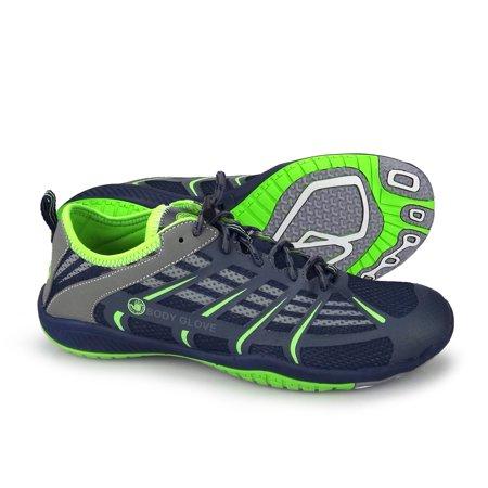 e87cd4335748 body glove men s dynamo rapid bijou blue neon green shoes - Walmart.com