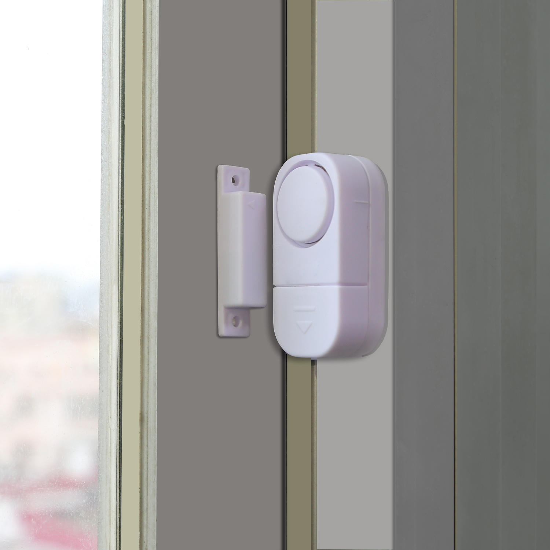 Imountek Window Door Security Entry Sensor Alarm Walmart Com