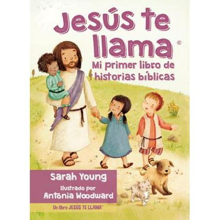 Jesús Te Llama: Mi Primer Libro de Historias Bíblicas (Historias De Halloween De Terror)