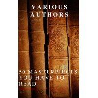 50 Masterpieces you have to read - eBook