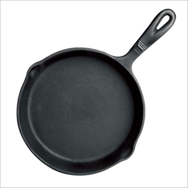 Universal PS177 Pre-Seasoned Cast Iron 12. 5 Inch Skillet