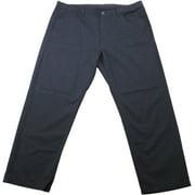 Calvin Klein Men's Size 36 x 30 Stretch Lifestyle Twill Pants, Charcoal
