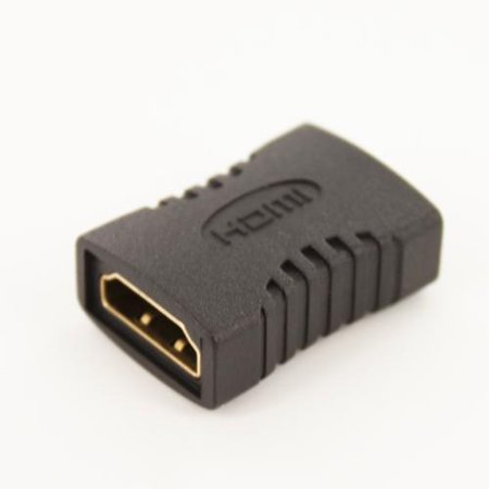 Fosmon Gold Plated Hdmi  Female  To Hdmi  Female  Coupler