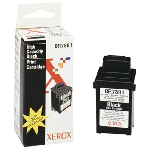 Xerox Black Ink Cartridge Yields up to 1075 Pages Package 1