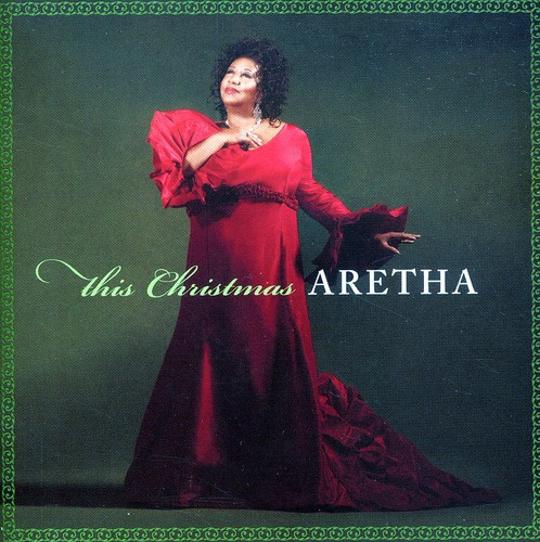 This Christmas Aretha (CD)