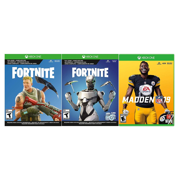 xbox one s battle royale nfl 19 bonus bundle fortnite eon cosmetic 2 000 - fortnite eon cosmetic set xbox one