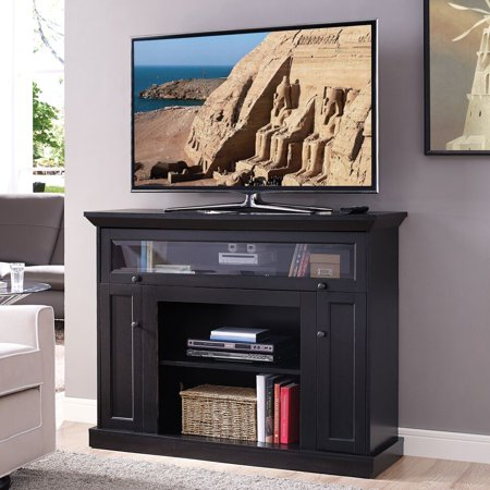 Home Source Taylor Convertible Tv Stand With Electric Fireplace